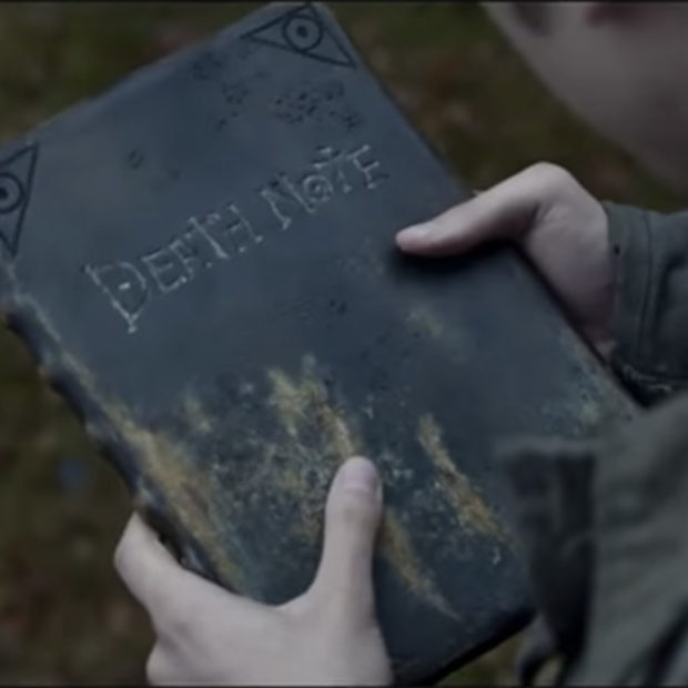 Trailer italiano e prima immagine per il film Netflix su Death Note!